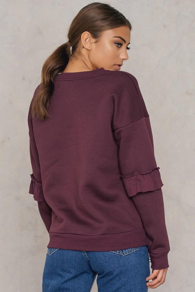 Maldone Sweatshirt NA-KD.COM