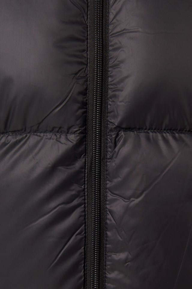 Pretty Puff Jacket Black