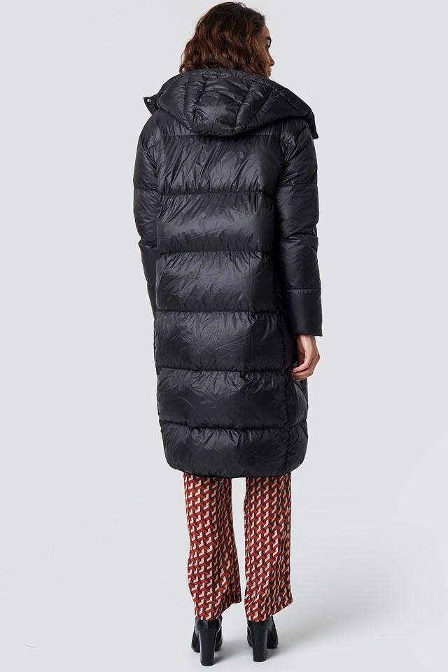 Pretty Puff Long Coat NA-KD.COM