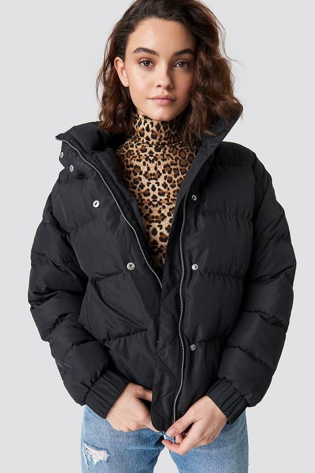 Roma Jacket Black