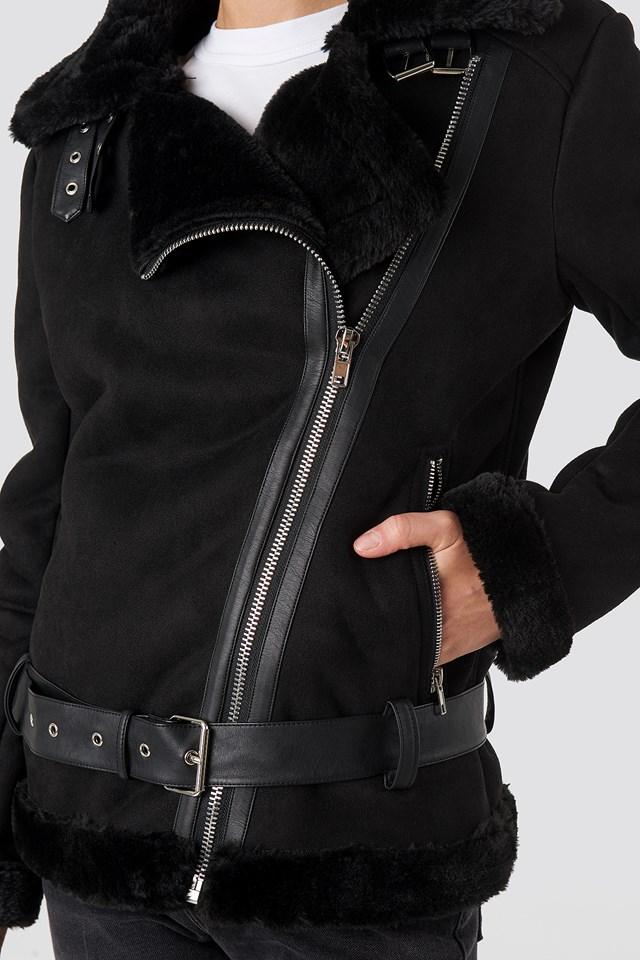 Roy Jacket Black