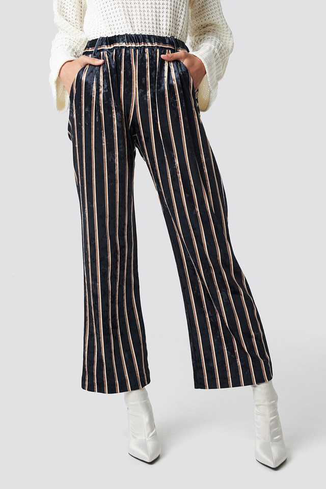 Ruby Pants Navy