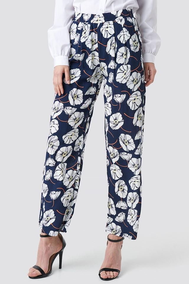 Tida Pants Navy
