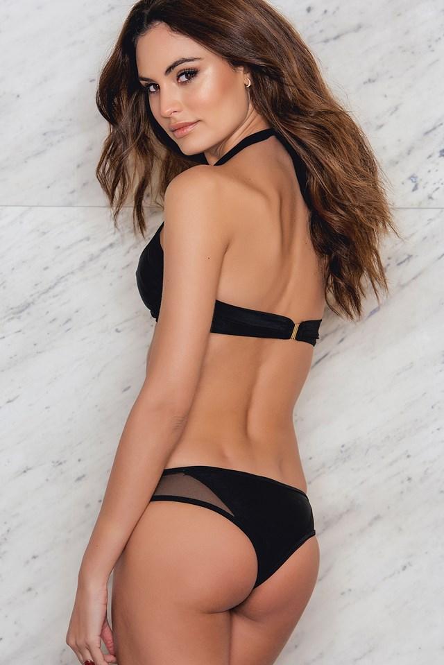Sporty Mesh Bikini Set – Top NA-KD.COM