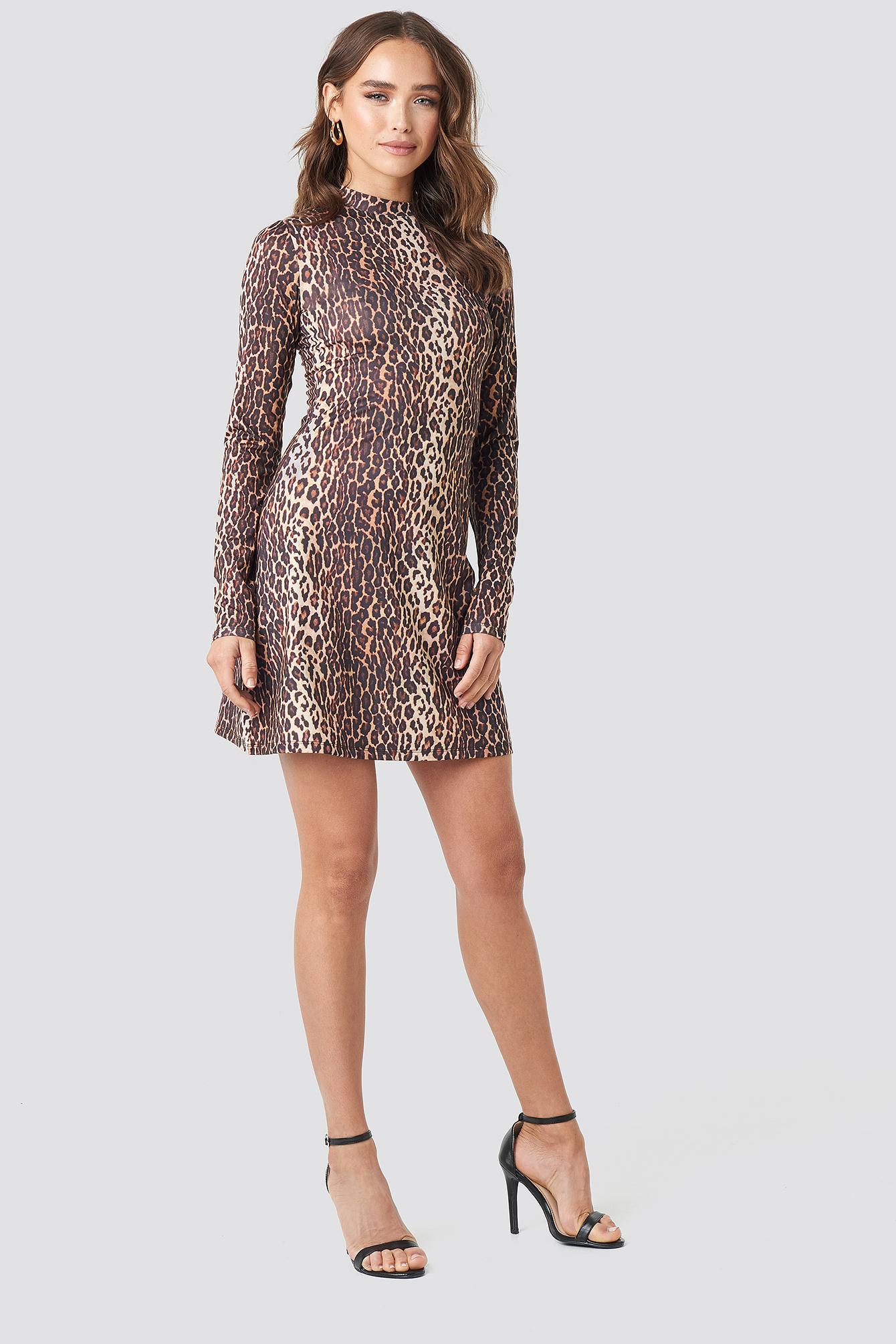 Sara Sieppi Mini Dress NA-KD.COM