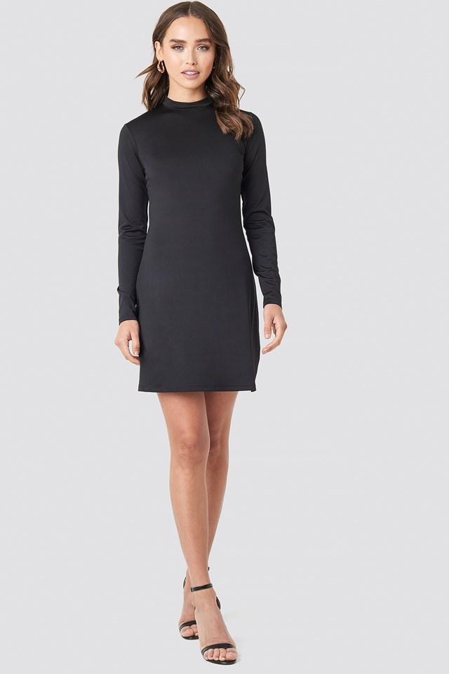 Sara Sieppi Mini Dress Black