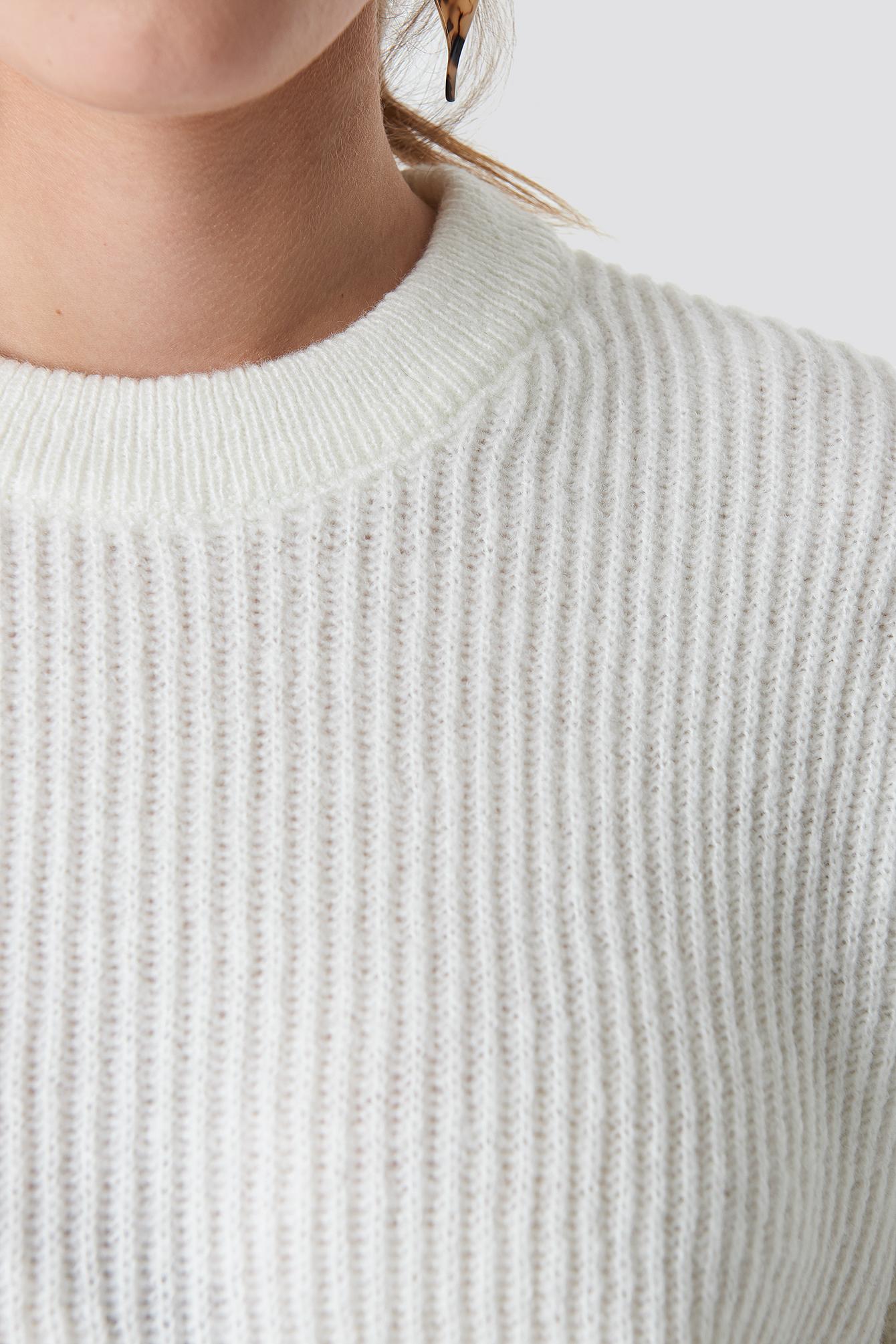 Katarina Juric Knitted Sweater NA-KD.COM