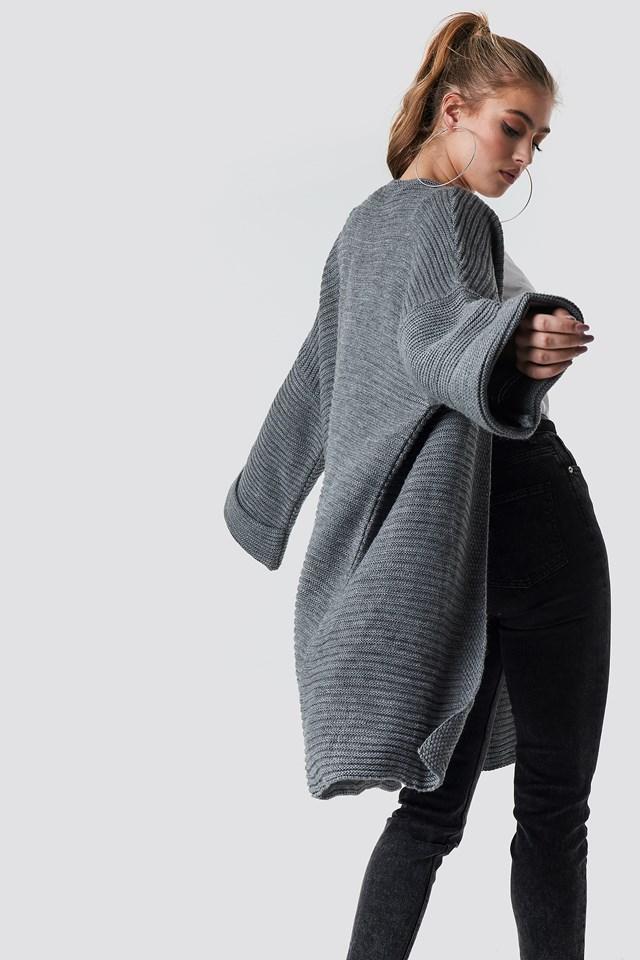 Karolina Kauer Sweater Grey