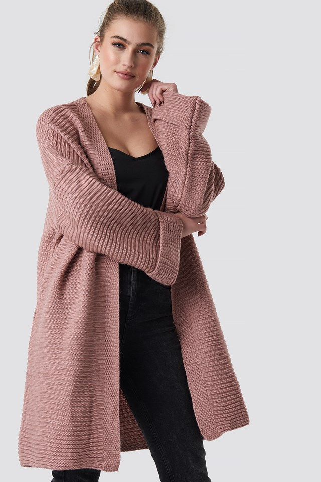 Karolina Kauer Sweater Dusty Pink