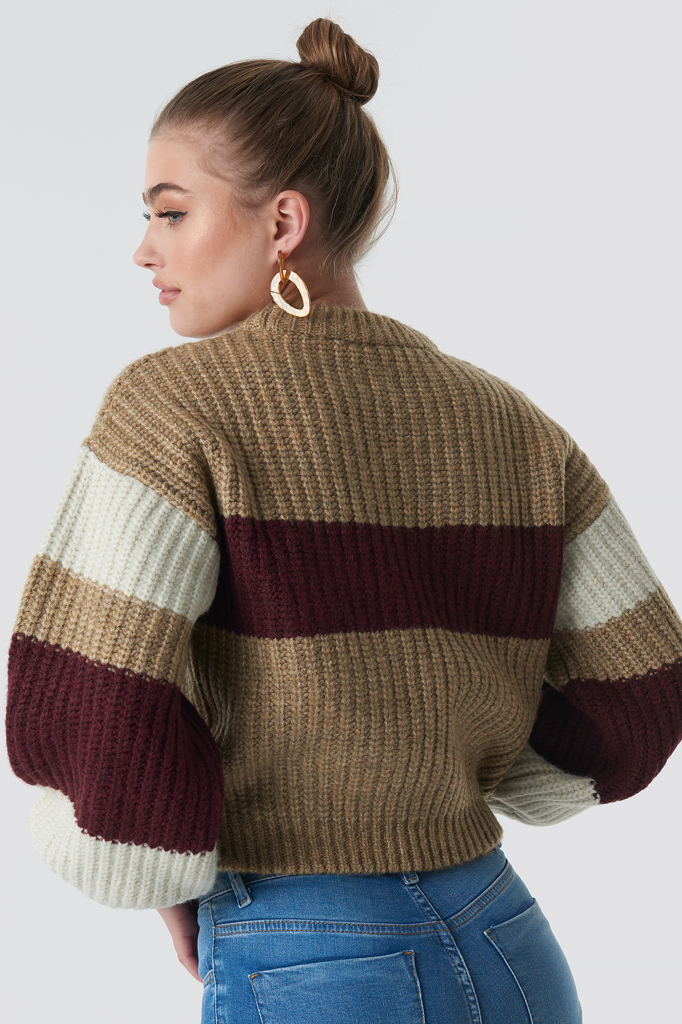 Louise Jorge Sweater NA-KD.COM