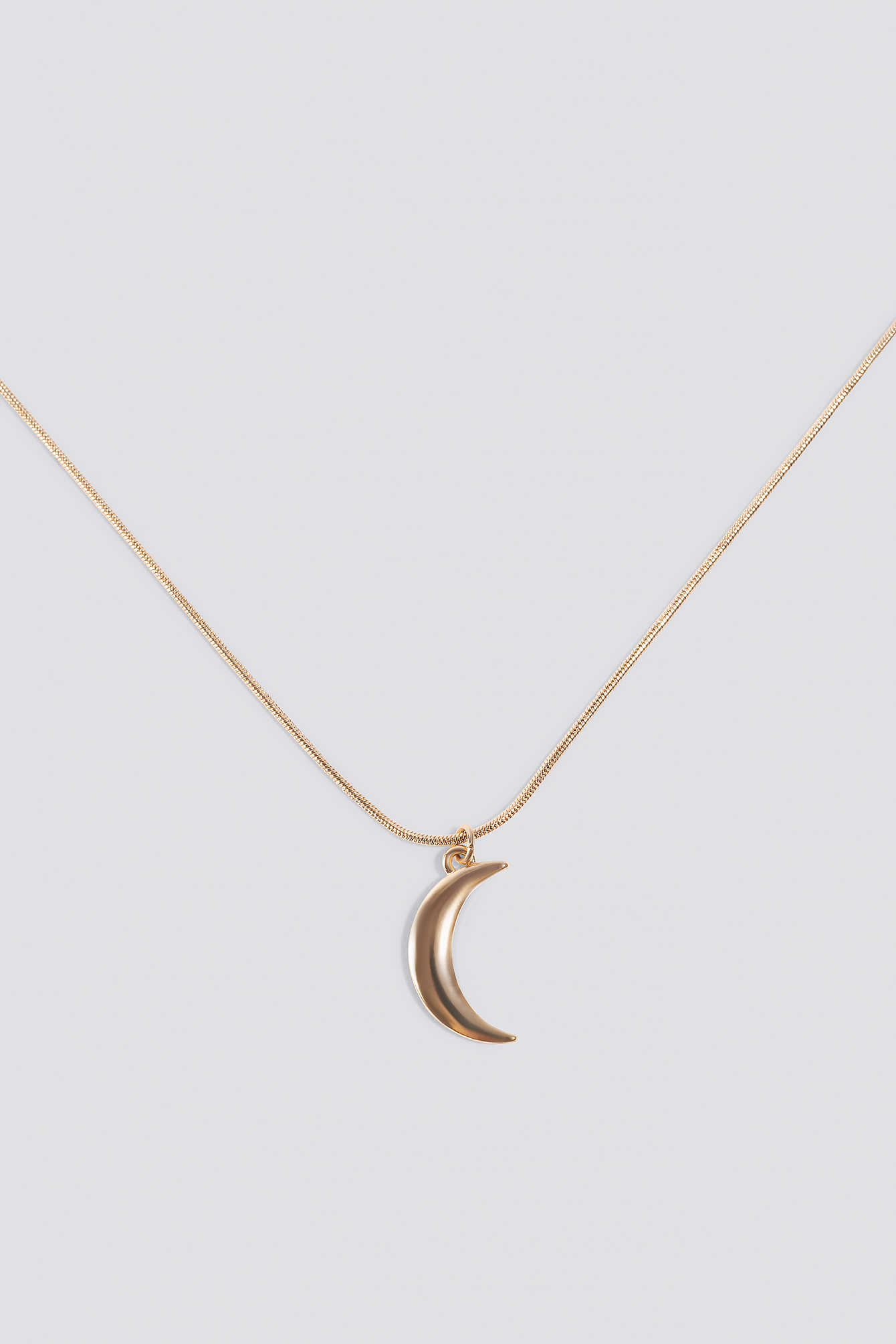 Nina Groer Moon Necklace NA-KD.COM