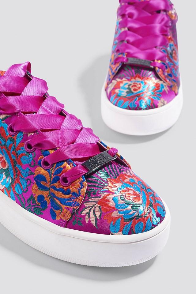 Brody Sneaker Magenta