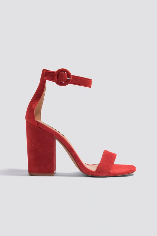 Friday Sandal Red