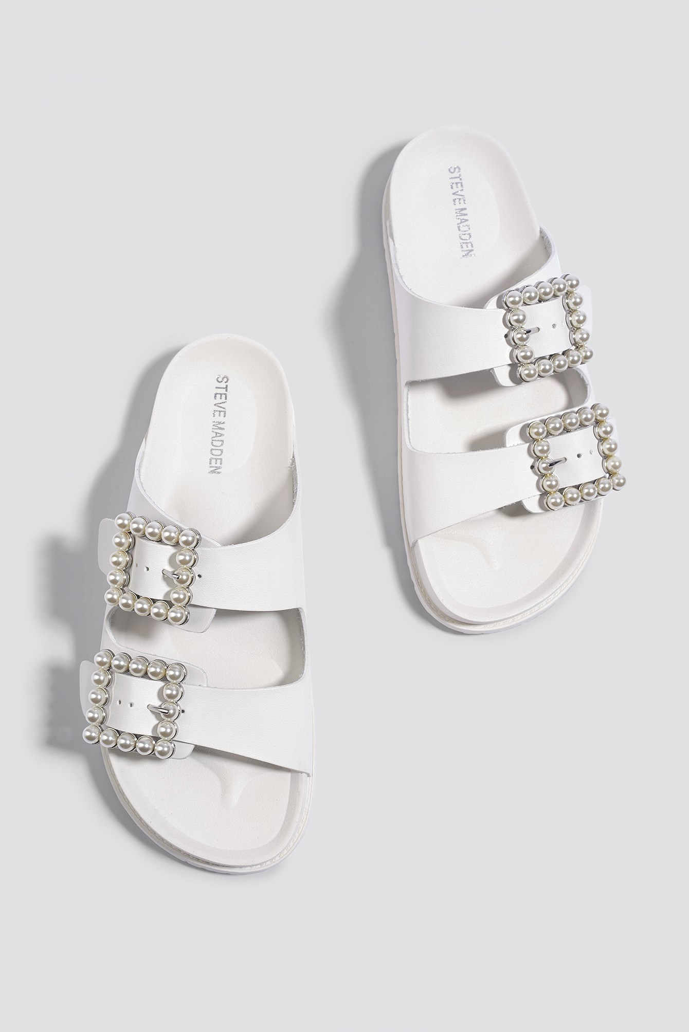 Luxely Flat Sandal NA-KD.COM