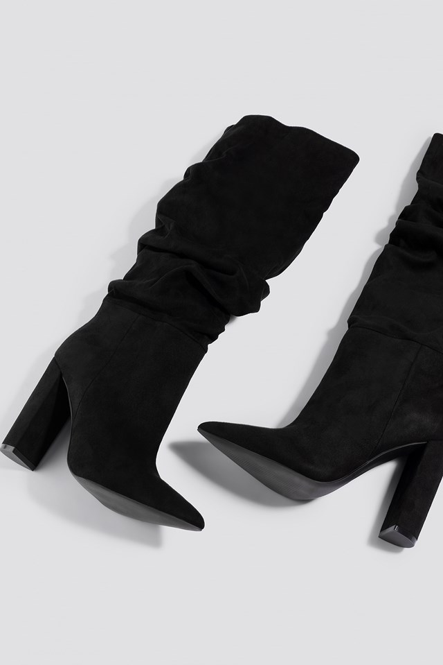 Slouch Boot NA-KD.COM