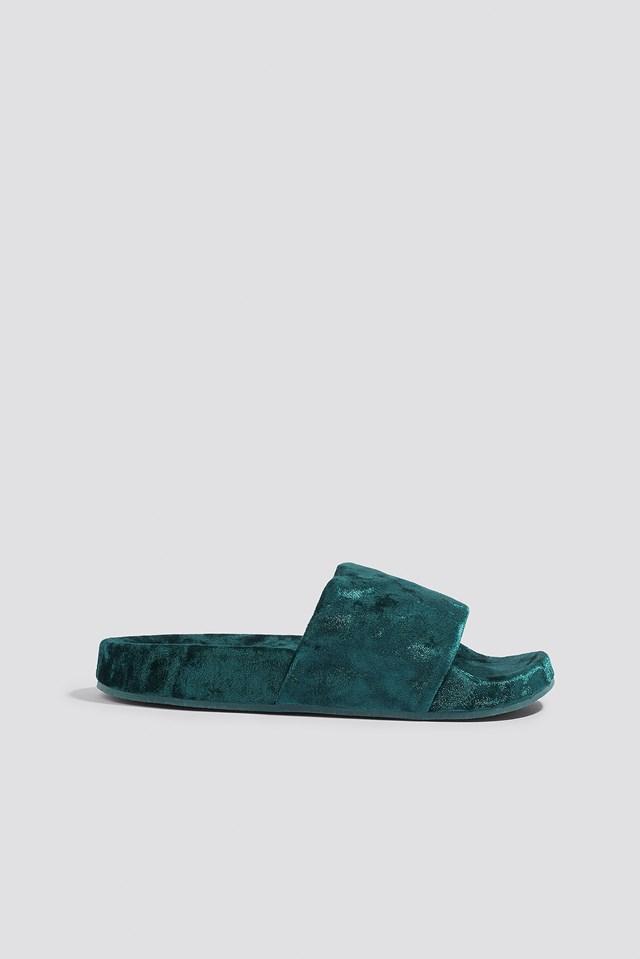 Slush Slide Green