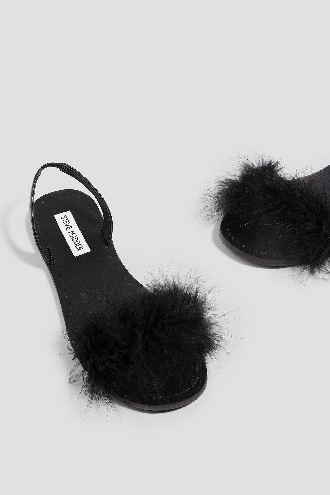 Płaskie sandały Tingle NA-KD.COM