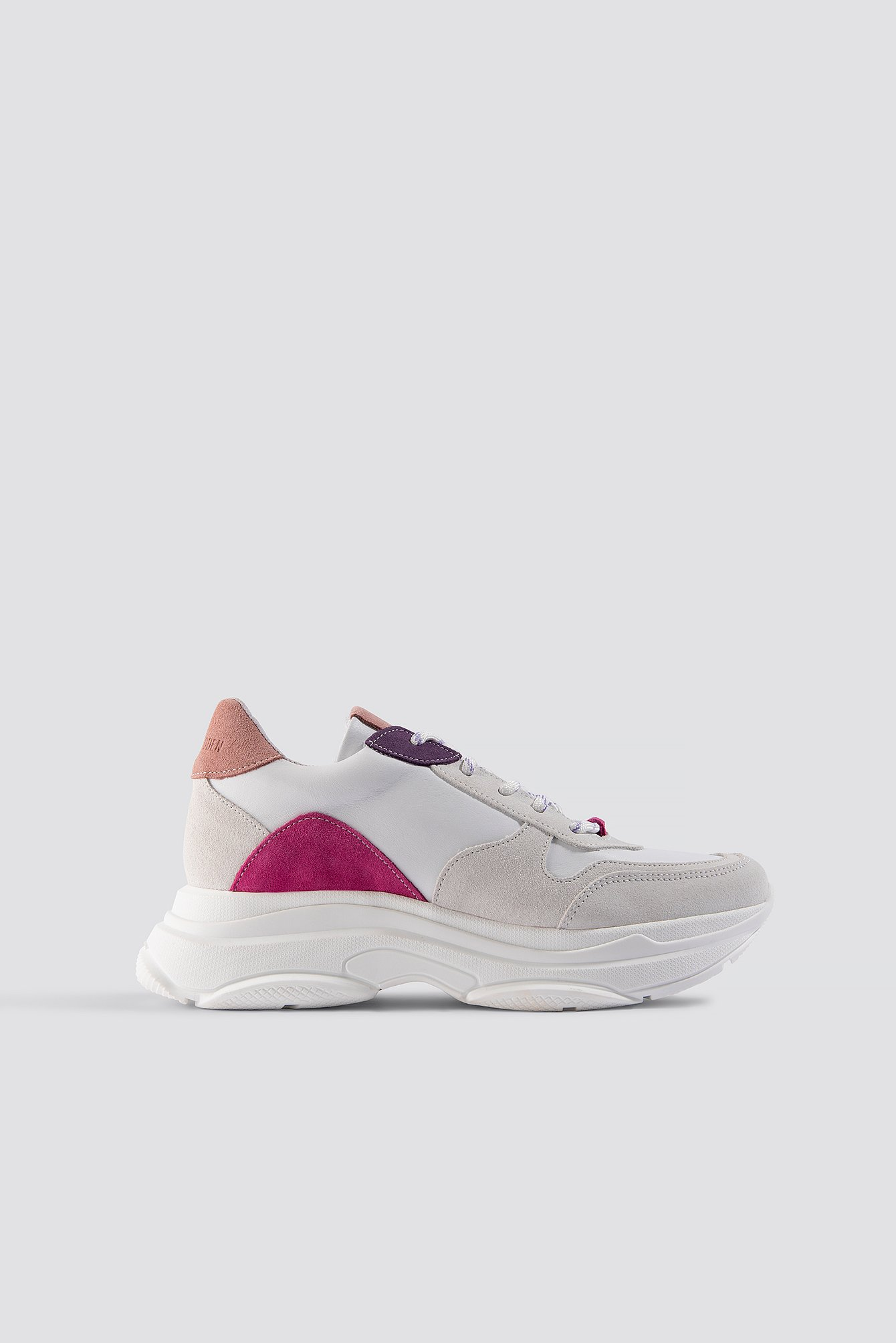 transmisión Escrutinio Medieval  Zela Sneaker White | na-kd.com
