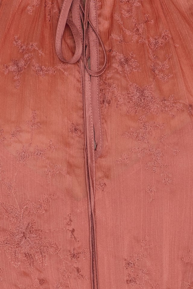 The Triumph Mini Dress Terracotta