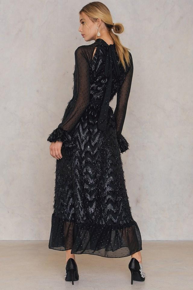 Agacia Long Dress NA-KD.COM