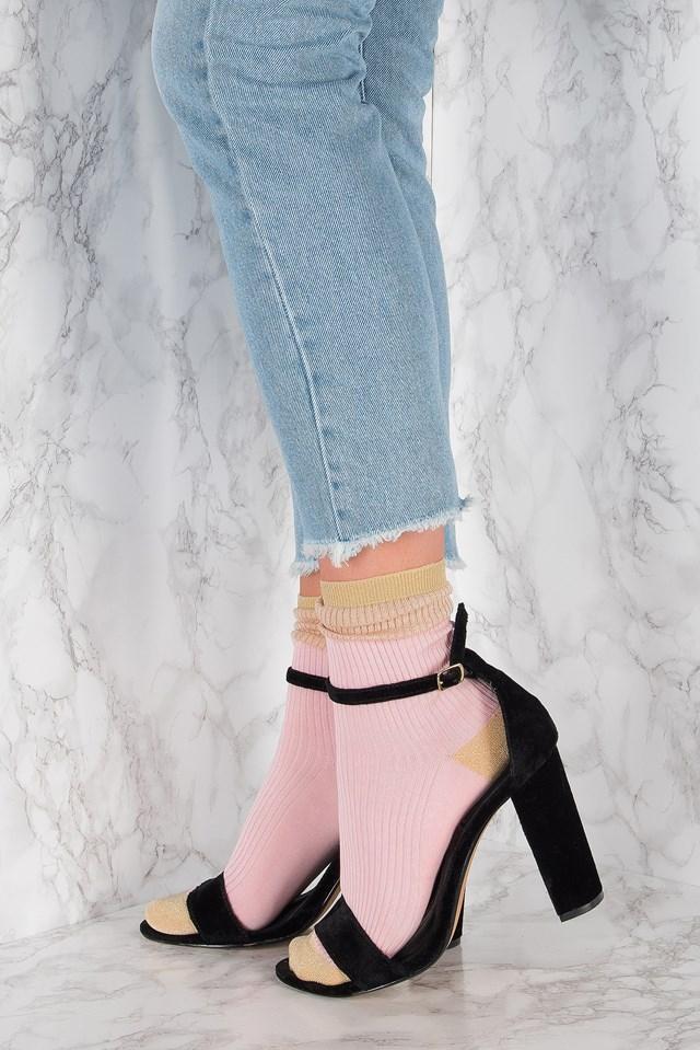 Iggy Socks Pink