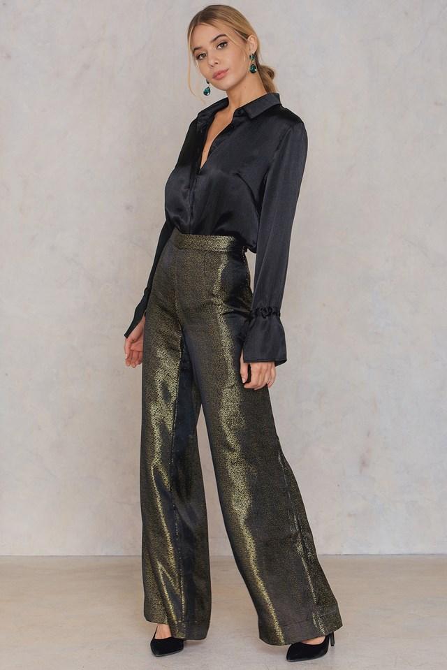Malin Pants Charcoal