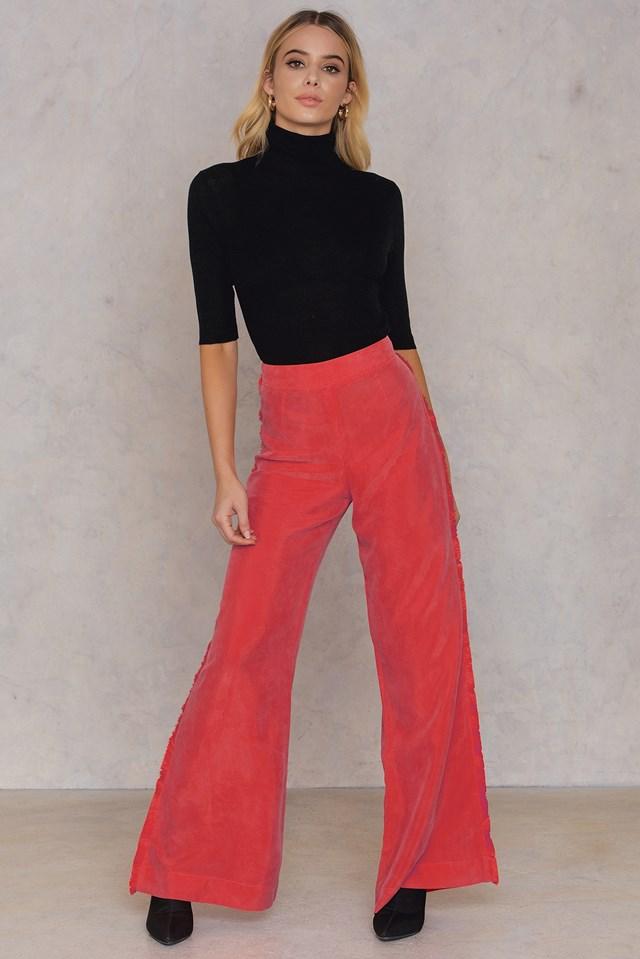 Malin Pants NA-KD.COM