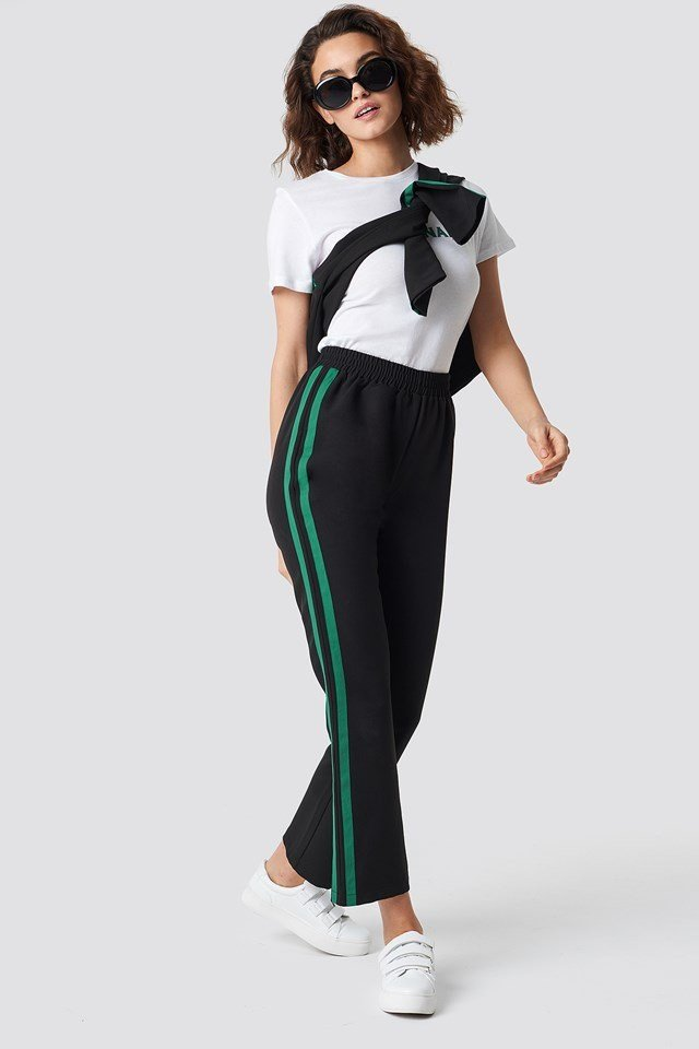 Sporty Tracksuit Outfit