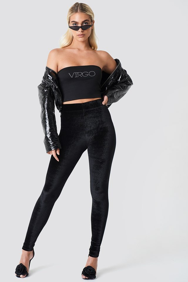All Black and Tight