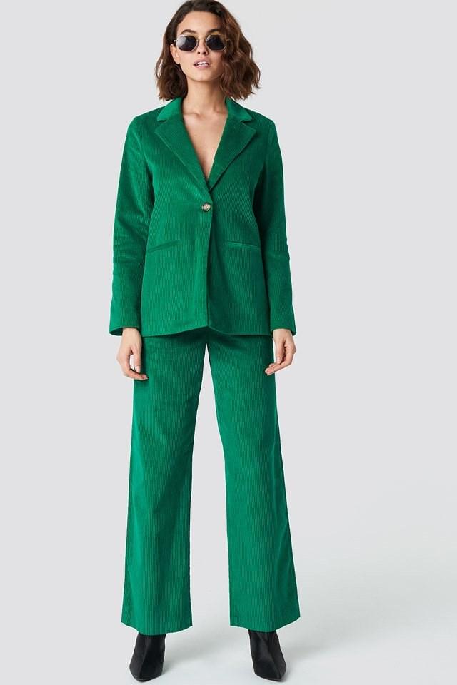 Elegant Suit Outfit
