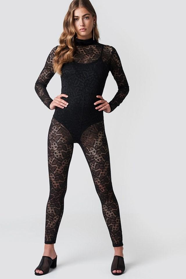 Laced Bodysuit