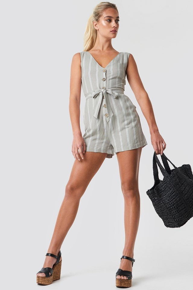 Fresh Playsuit Outfit