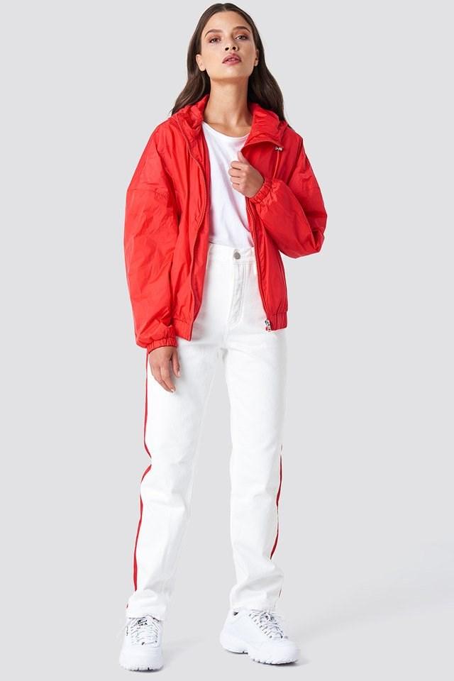 Calvin Klein Windbreaker Outfit
