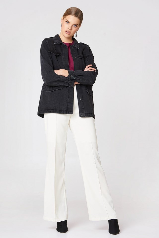 Classic Oversize Denim Jacket