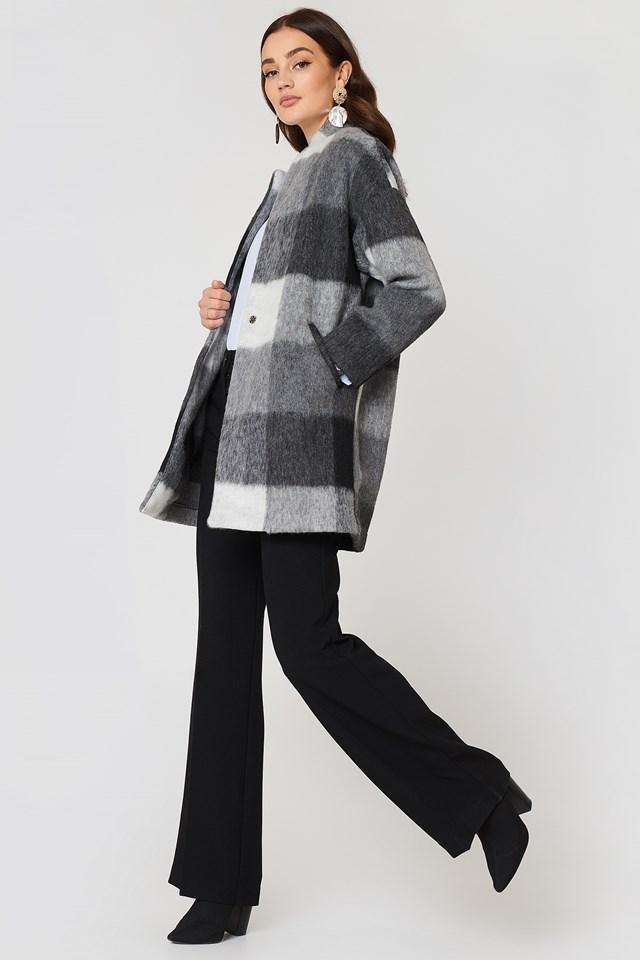 Midi Length Coat
