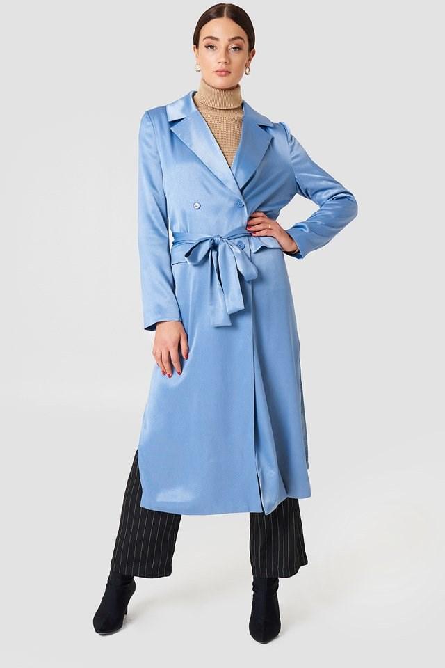 Satin Coat