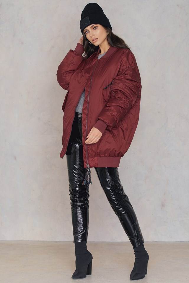 Oversized Winter Jacket