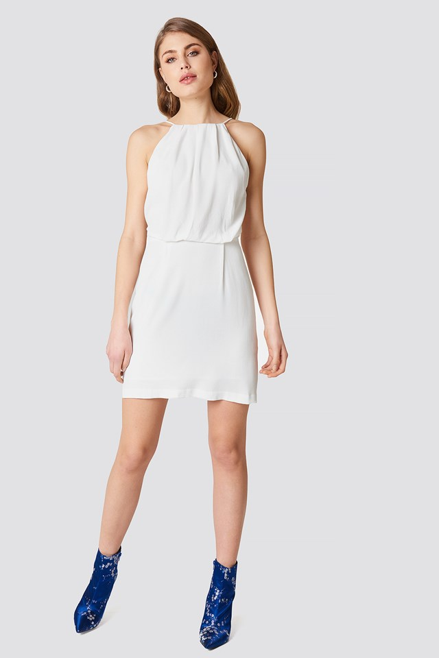 White Mini Dress Outfit