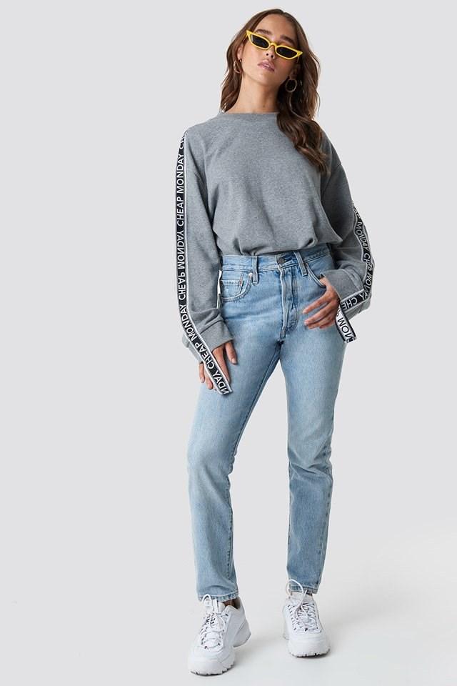 Trendy Sweatshirt Look