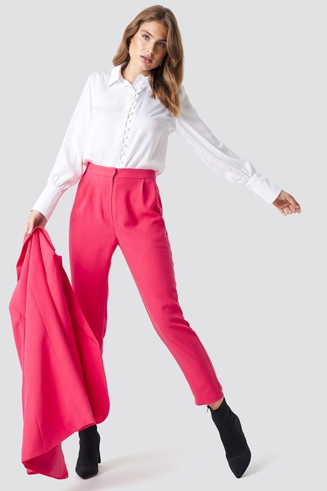 Tofa Trousers with Balazer