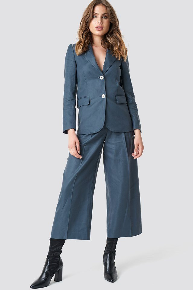 Linus Trousers with Blazer