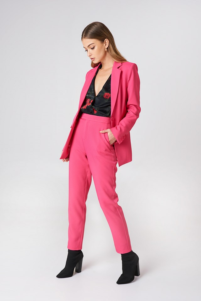 Dreamy Pink Suit