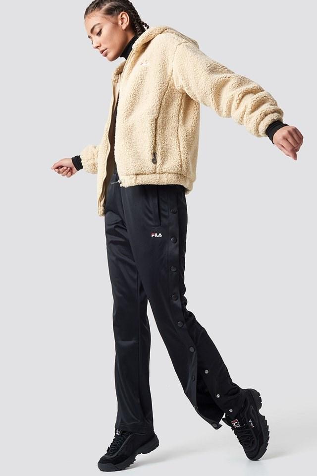 Sporty Teddy Jacket