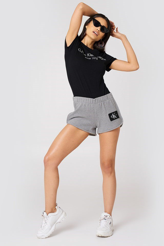True Icon Track Shorts
