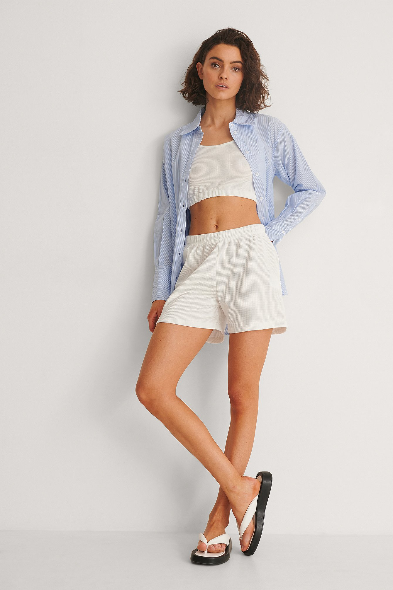 Lilly Shorts Outfit.