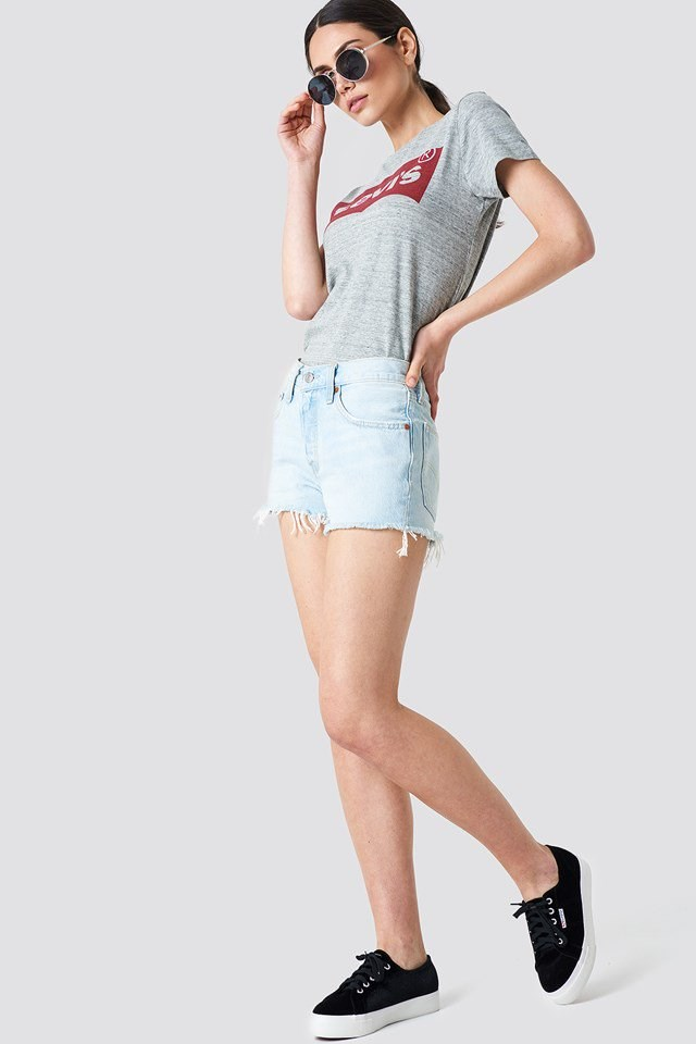 Casual Shorts Levi's Outfit