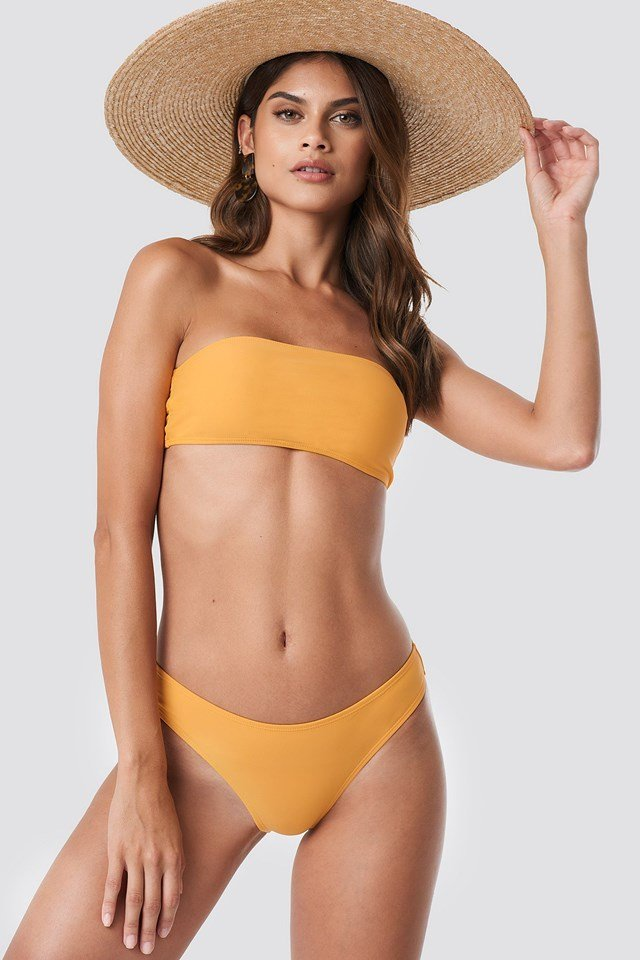 Sporty Two Piece Swimsuit