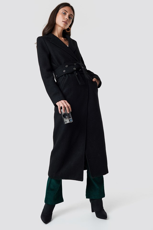 Long Coat Outfit