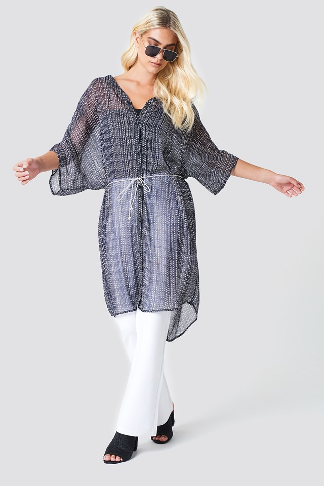 Tunic on Trousers