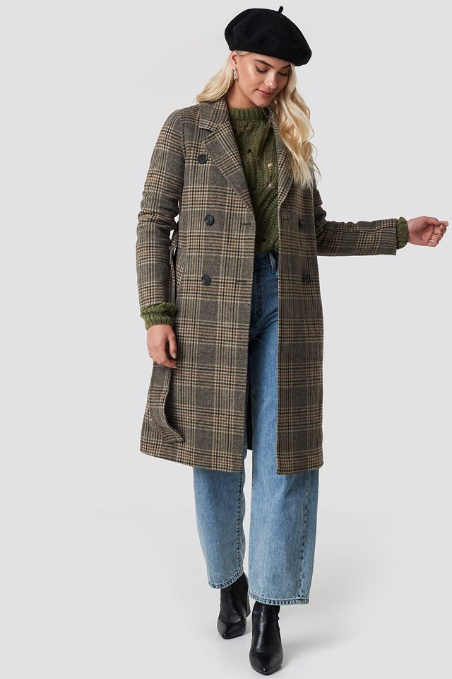 Classic Urban Coat Outfit